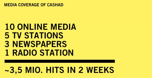 CashAd Media Coverage